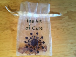 Amber Teething Necklace from Art of the Cure