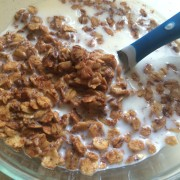 How to Make Healthy Granola Cereal and Why Commercially Processed Cereal is So Bad