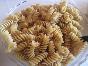 Protein Enhanced Rotini Noodles