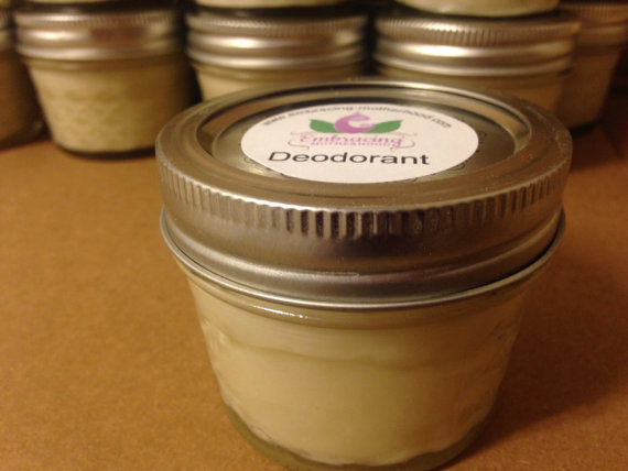 Homemade Deodorant, 4 fl oz.