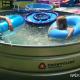 Embracing Motherhood How to Make a Stock Tank Pool