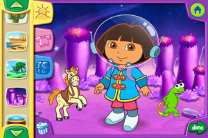 dora's dress up adventure