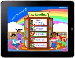 starfall I'm reading app