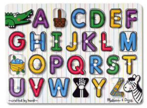 Melissa and Doug ABC Puzzle