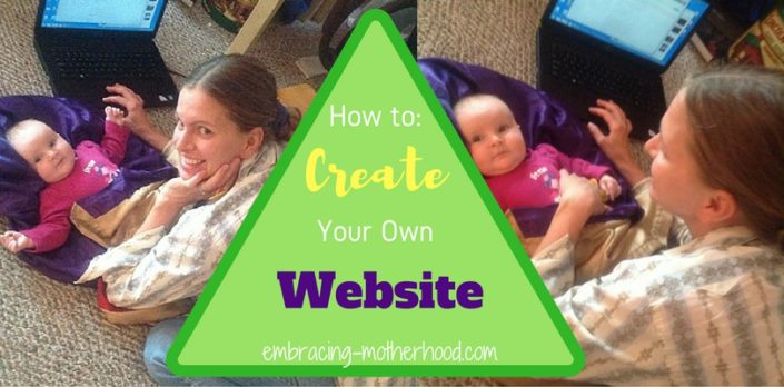 13 Tips for Creating Your Own Website with Blog