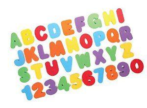 ABC Bath Letters