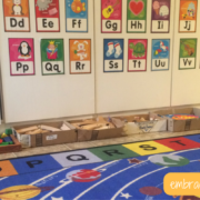 26 Learning Centers for Play Based Preschool Learning