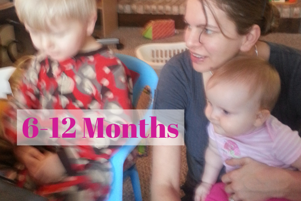 Watching Your Baby Can Read with 7 Month Old Ophelia