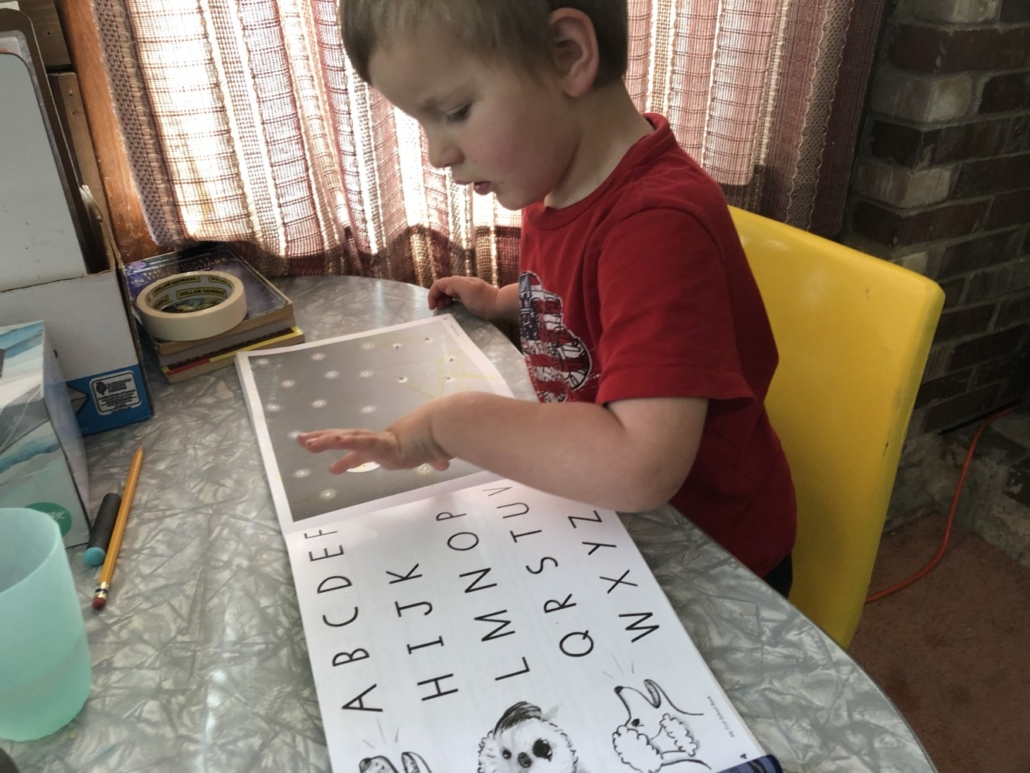 Jack's Workbook