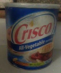 Throw Out That Crisco!
