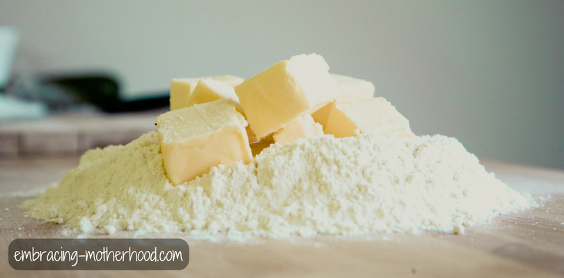 Butter is a Superfood! Embracing Motherhood
