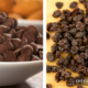 Which is a Healthier Snack...Raisins or Chocolate Chips?