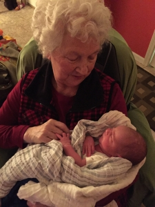 Grandma Gene Meets Julian