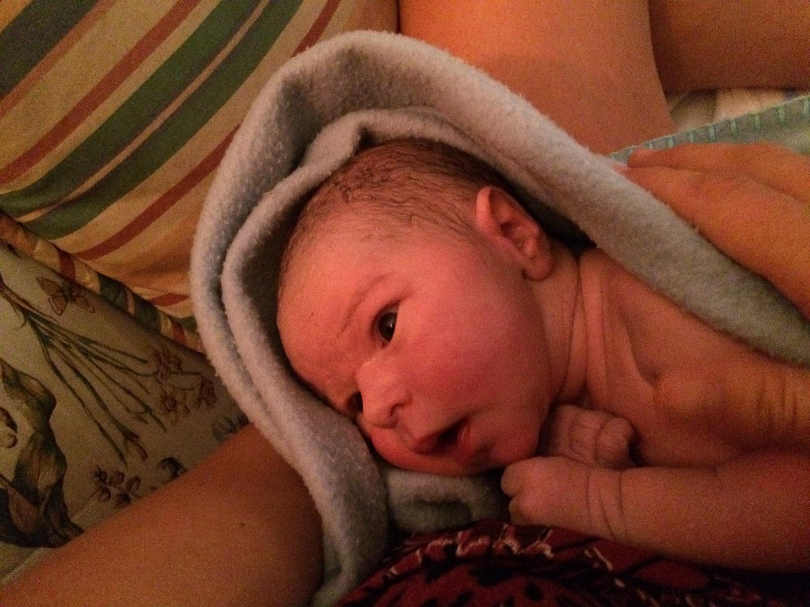 Just Born!