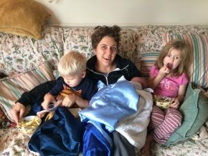 Aunt Andrea Meets Julian