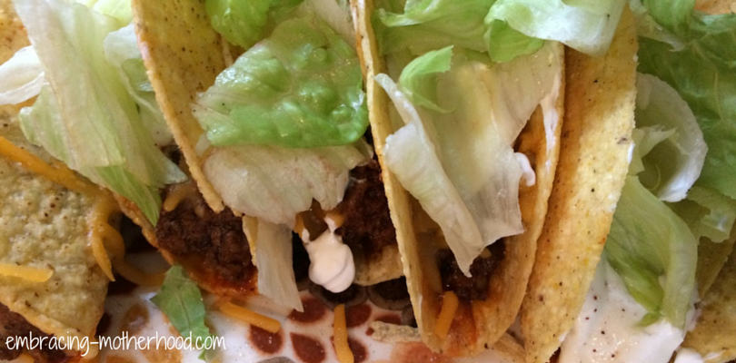 Tacos Ready to Eat