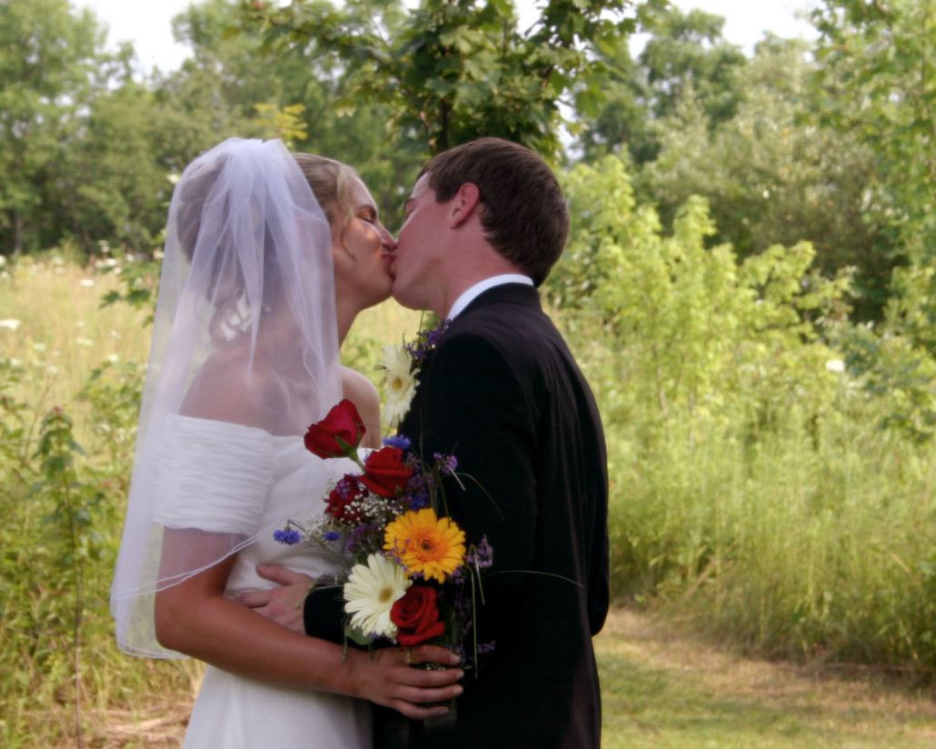 our wedding picture from July 17, 2005