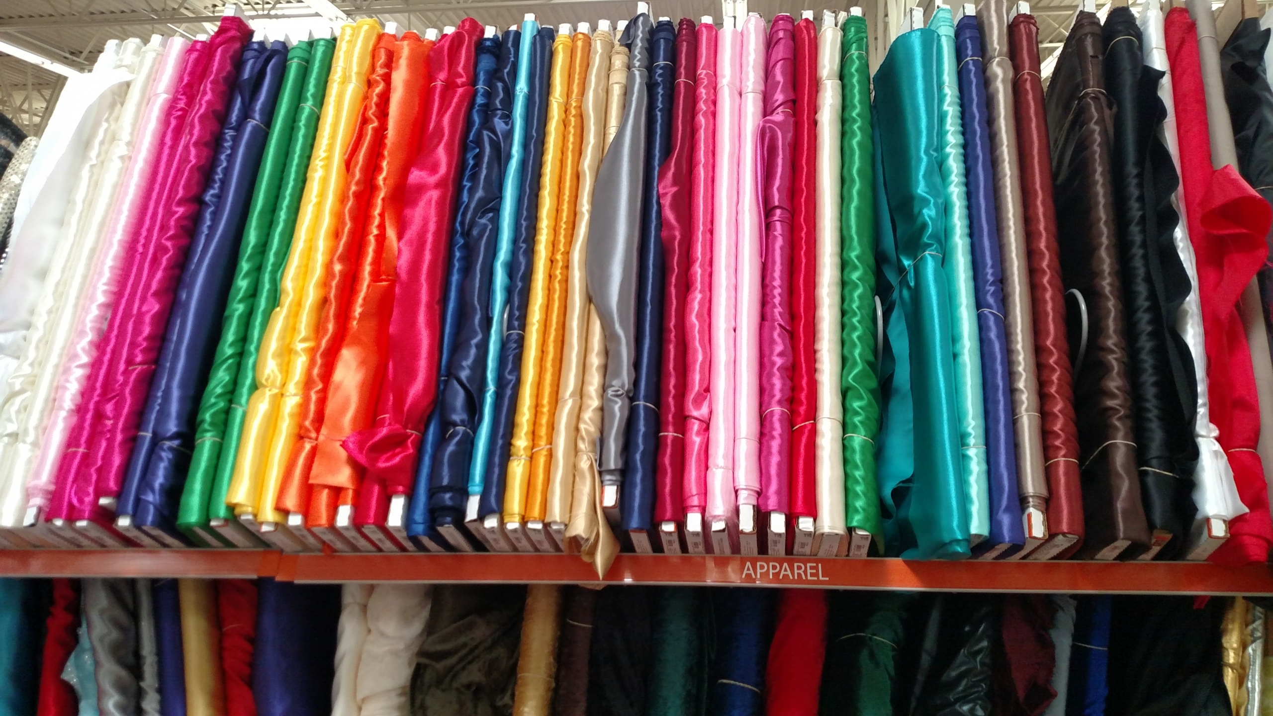 Silky Fabric Selection