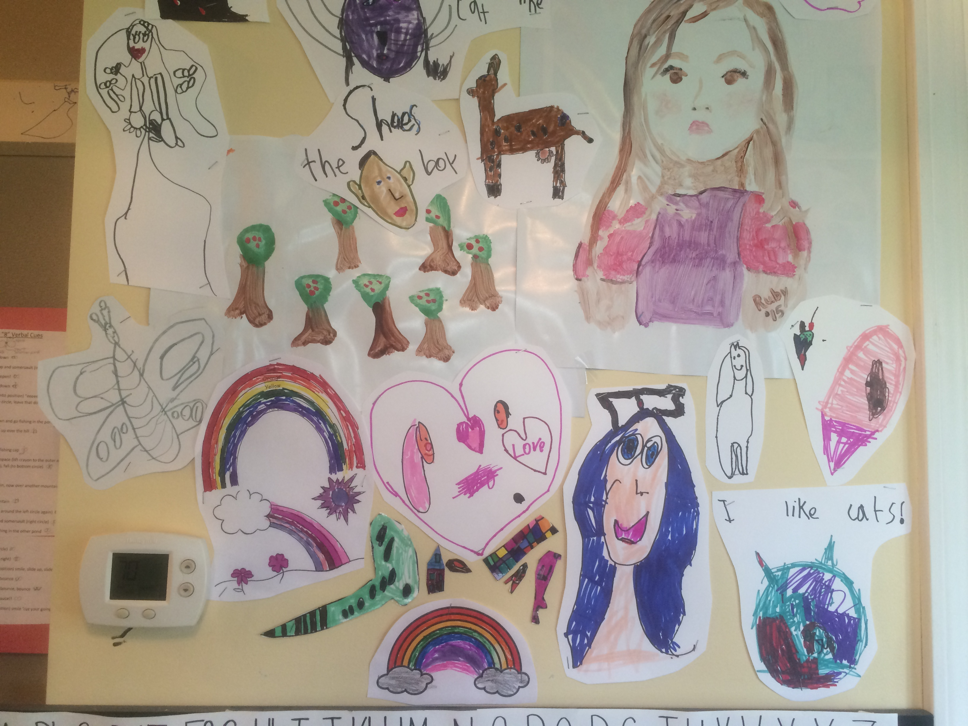 Ruby's Drawings