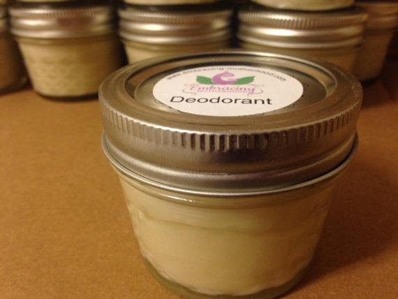 Homemade Deodorant, 4 fl oz.
