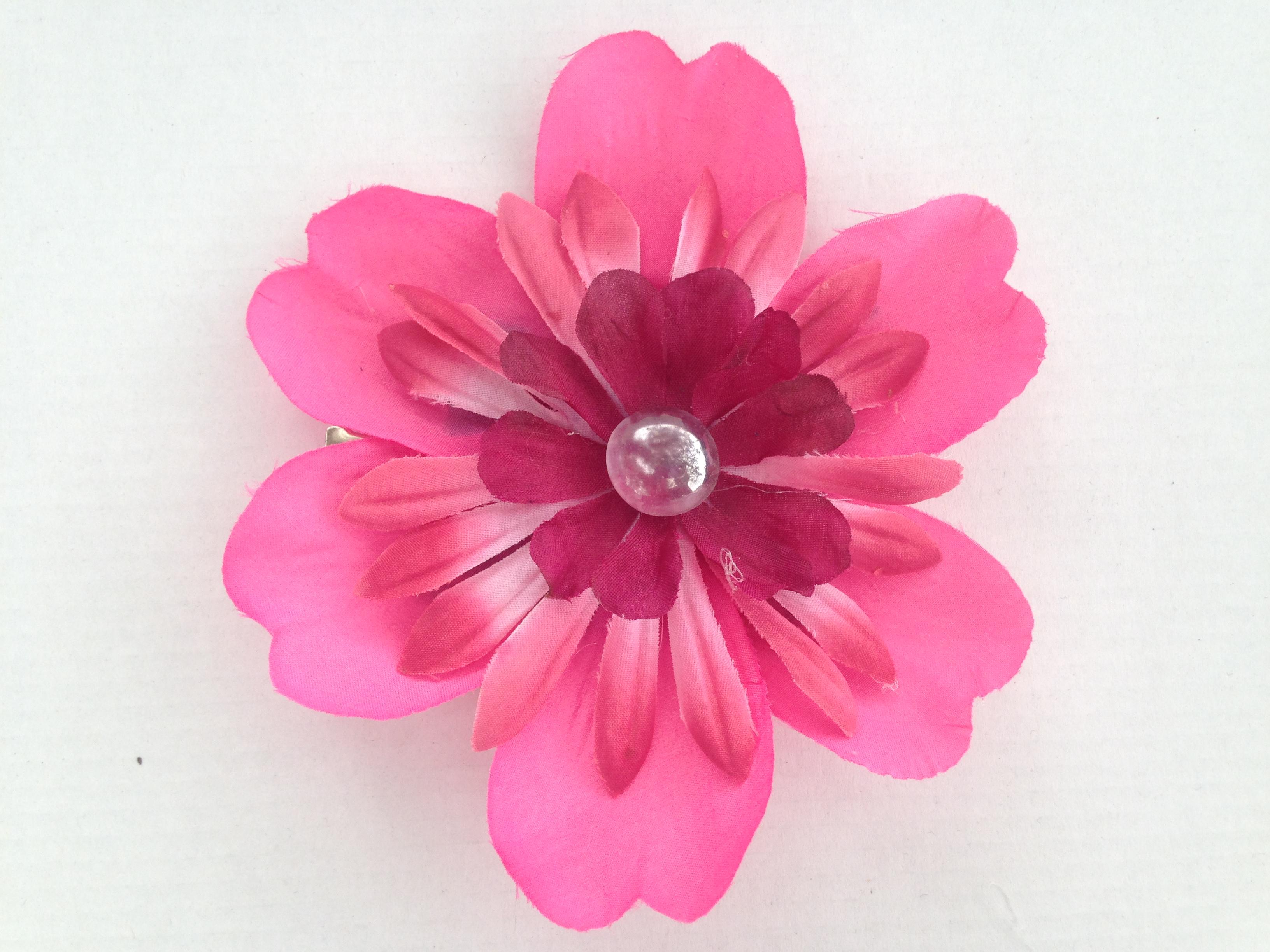 Flower Design Embracing Motherhood