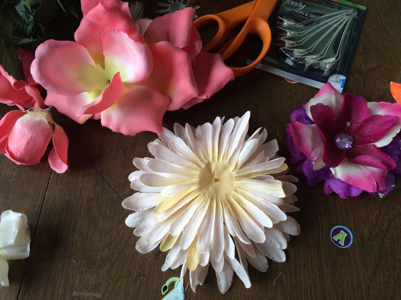 Taking Apart the Artificial Flowers Embracing Motherhood