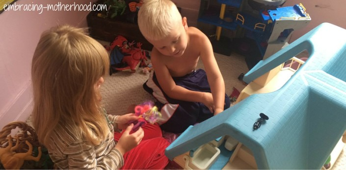 Embracing Motherhood The Importance of Creative and Imaginative Play