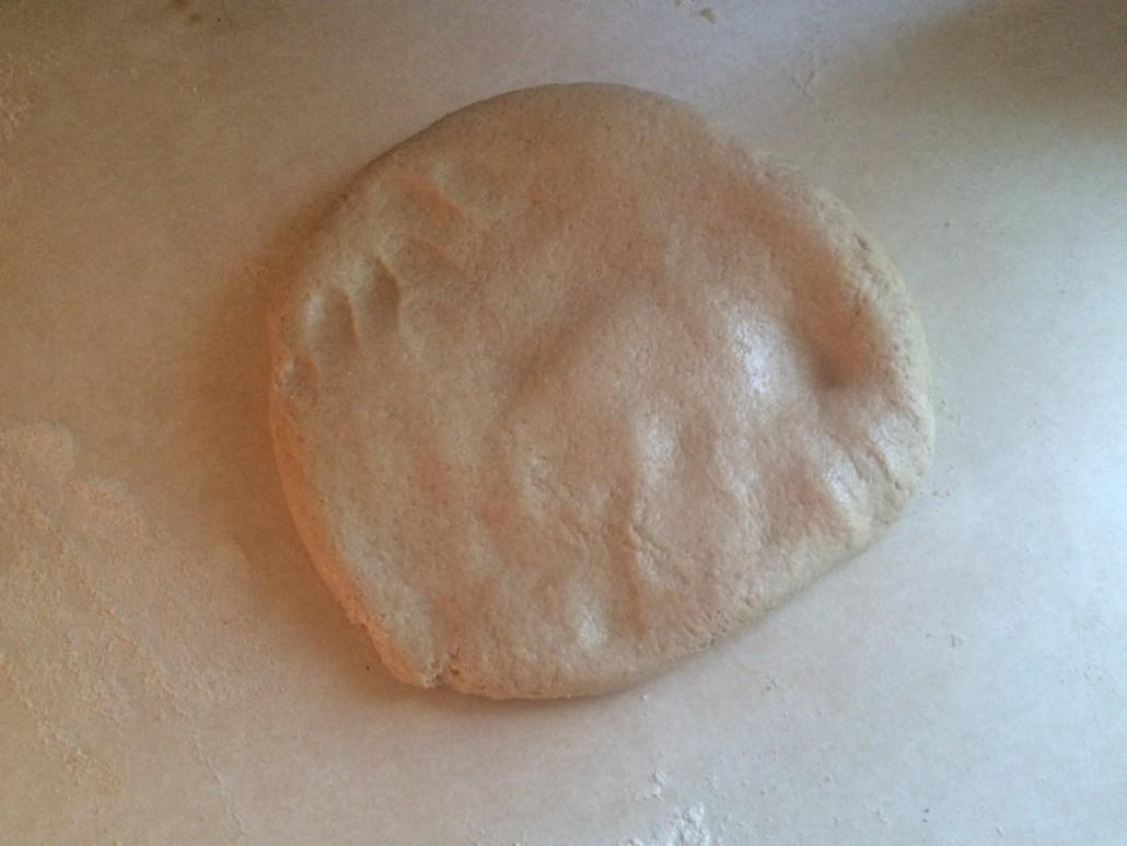 pizza dough start
