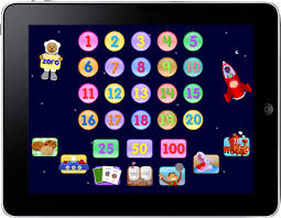 starfall numbers app