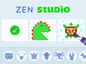 zen studio main page