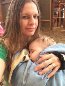Cuddling with Julian (15 Months)