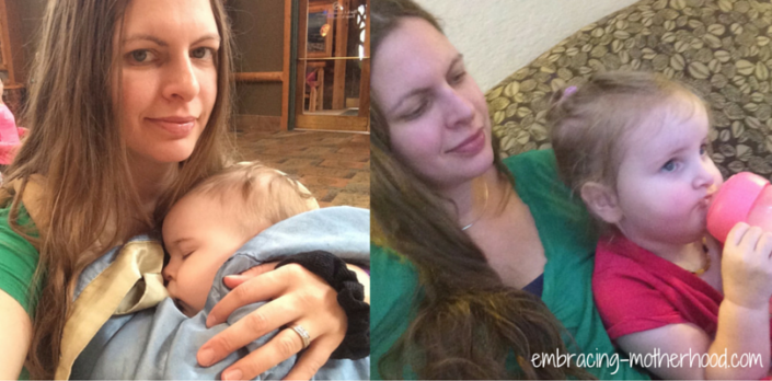 Embracing Motherhood I Need to Take a Break