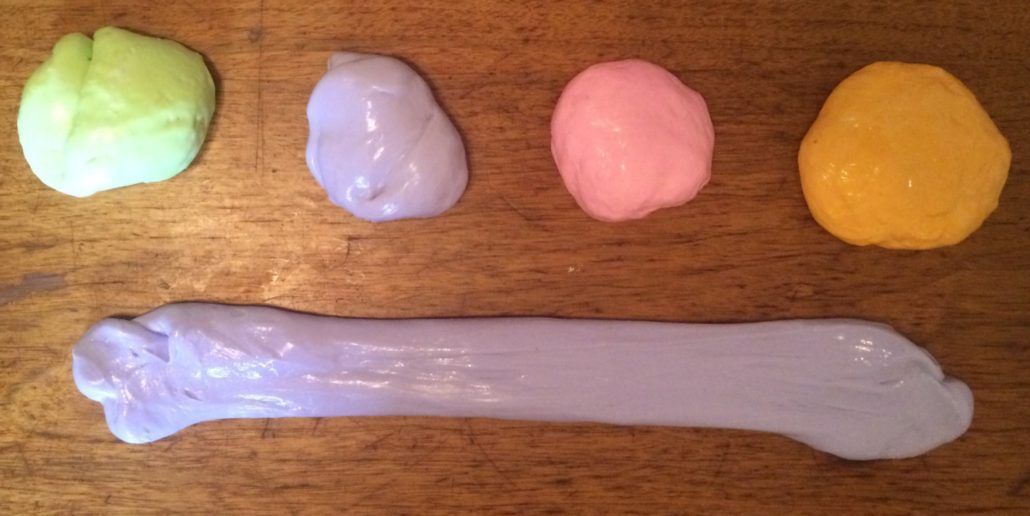 silly putty colors