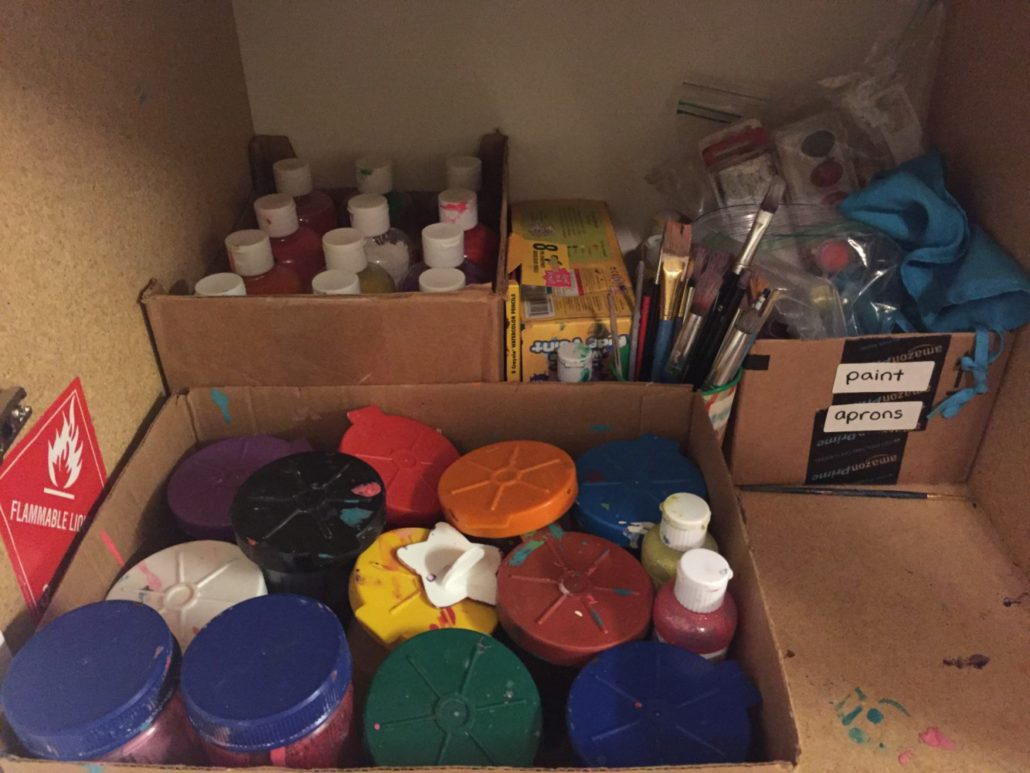 My Painting Supplies
