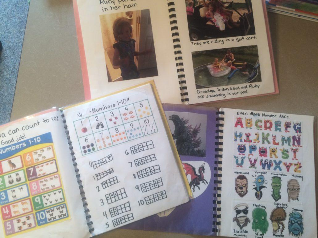 A Look Inside Favorite Things Books