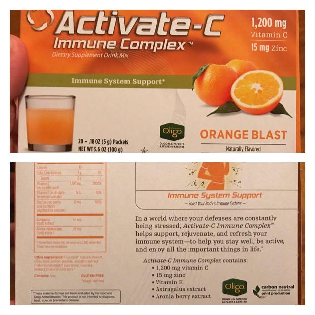 Activate - C