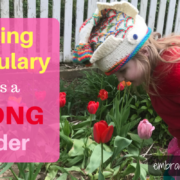 Building Vocabulary with Colors, Numbers, and Shapes (Part 4 in a Teach Your Child to Read Series)