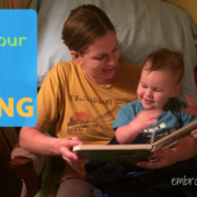 how to engage your baby with reading
