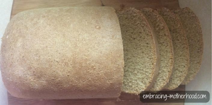 Super Simple Homemade Bread Recipe