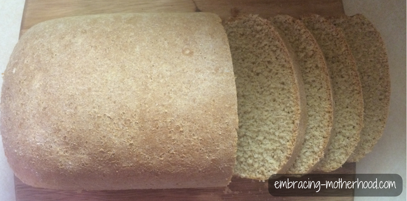 Super Simple Homemade Bread Recipe