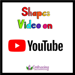 shapes video on youtube
