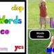 first words video featured image