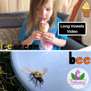 long vowels video clips cover