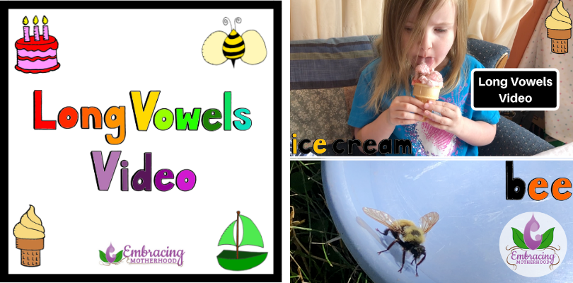 Long Vowels Video