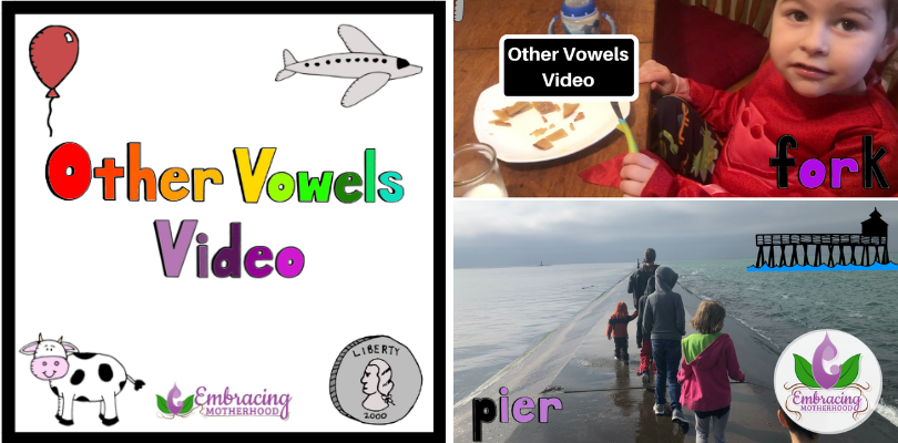 Other Vowels Video