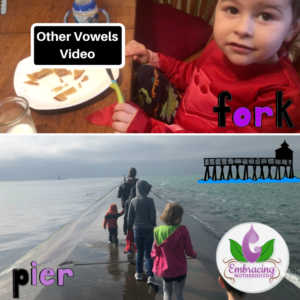 other vowels video clips