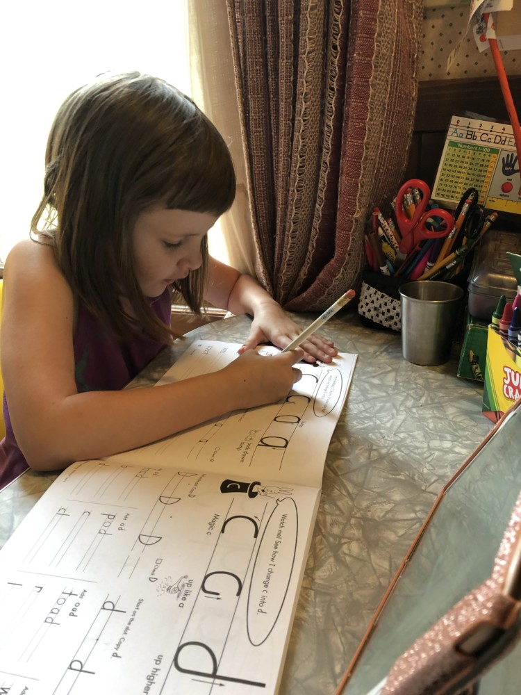 Ophelia's Paper/Pencil Activities