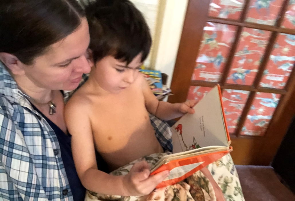 Reading with Julian