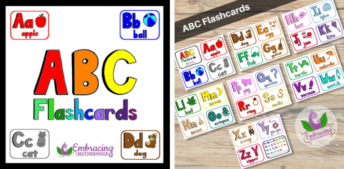 ABC Flashcards featured image